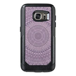 Lila Pastellmandala OtterBox Samsung Galaxy S7 Hülle