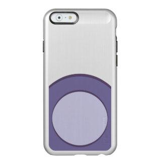 Lila Punkt Incipio Feather® Shine iPhone 6 Hülle