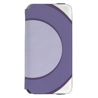 Lila Punkt Incipio Watson™ iPhone 6 Geldbörsen Hülle