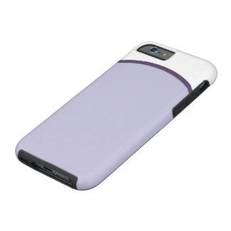 Lila Punkt Tough iPhone 6 Hülle