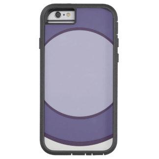 Lila Punkt Tough Xtreme iPhone 6 Hülle