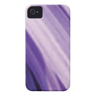 lila Schrägen iPhone 4 Case-Mate Hüllen