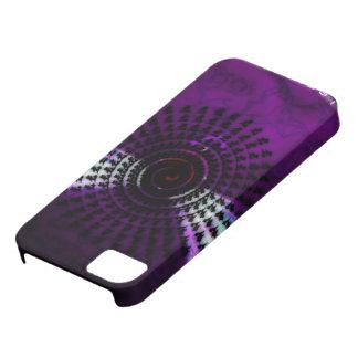 lila schwarzes iphone Gehäuse iPhone 5 Etuis