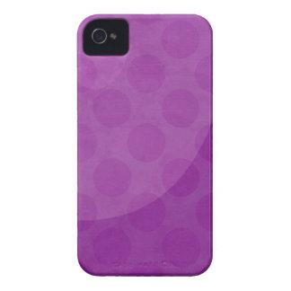 Lila Speck-Kasten iPhone 4 Case-Mate Hüllen