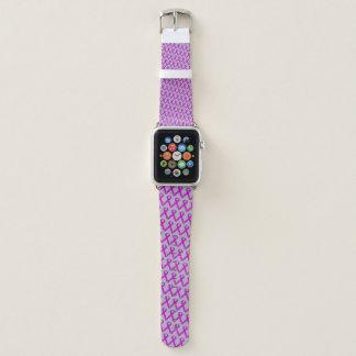 Lila Standardband durch Kenneth Yoncich Apple Watch Armband