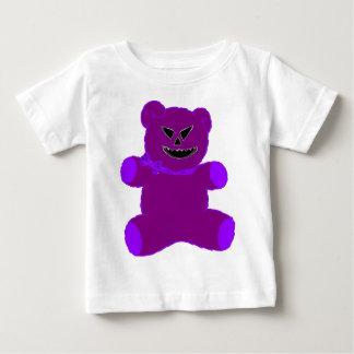 Lila Teddy Baby T-shirt