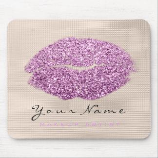 Lila violetter mousepad