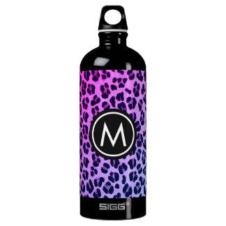 Lila Wasser-Flasche des Wasserflasche