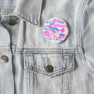 Lila Wind Runder Button 5,7 Cm