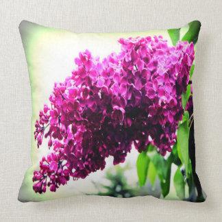 Lilac Zierkissen