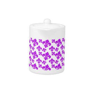 Lilie 4 lila
