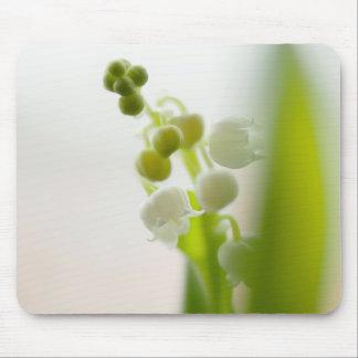 Lilie der Tal-Blume Mousepad