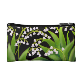 Lilie der Tal-Blumen Bagettes Tasche
