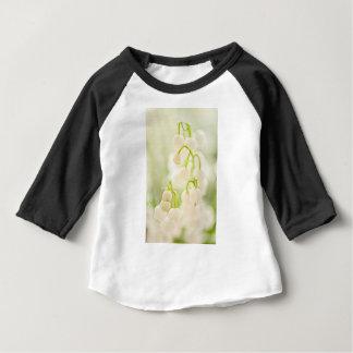 Lilie der Tal-Blumen-Gruppen-Skizze Baby T-shirt