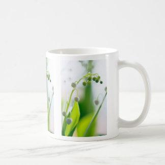 Lilie der Tal-Blumen Kaffeetasse
