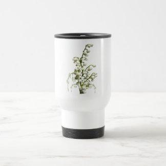 Lilie der Tal-Blumen Reisebecher