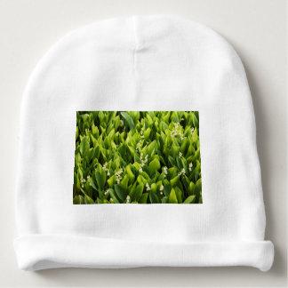 Lilie des Tal-Blumen-Fleckens Babymütze