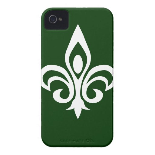 Lilie iPhone 4/4s Fall Case-Mate iPhone 4 Hülle