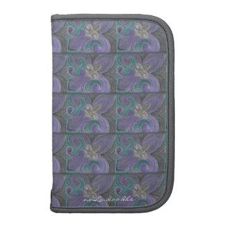 Lilie - kundenspezifisches FolioSmartphone Folio Planer