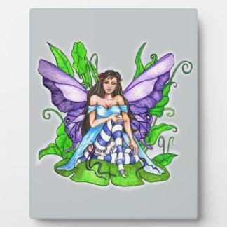 Lilien-Auflage-Fee Fotoplatte