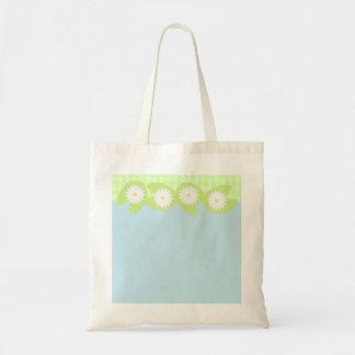 Lilien-Auflage-Tasche