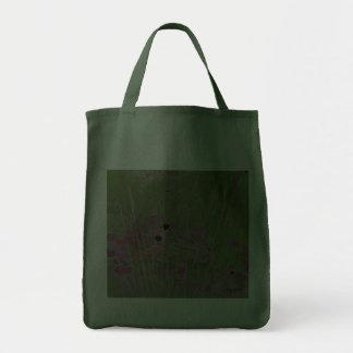 Lilien-Auflage-Teich-Kunst-Tasche