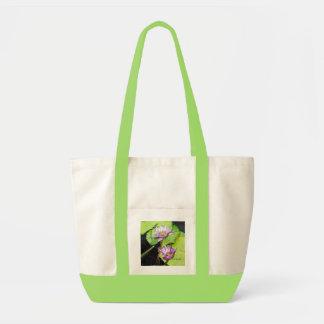 Lilien-Auflage-Tinte, die Tasche zeichnet