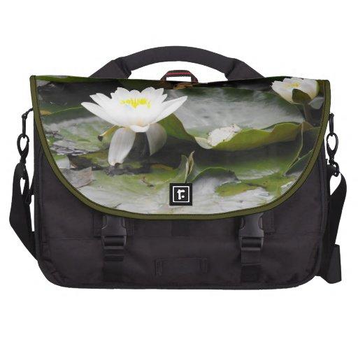 Lilien-Auflagen Notebook Taschen