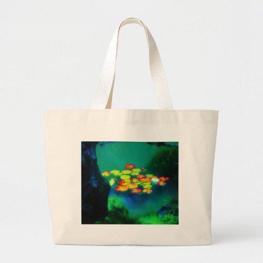 Lilien-Auflagen Taschen