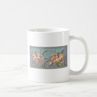 Lilien des Feldes Kaffeetasse