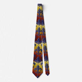 Lilien-Krawatte Krawatten