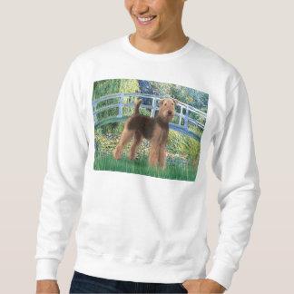 Lilien-Teich-Brücke - Airedale (#6) Sweatshirt