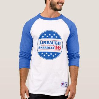 Limbaugh Snerdley 2016 T-Shirt
