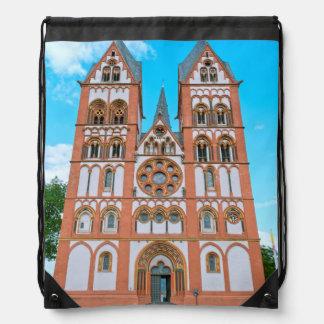 Limburg-Kathedrale Turnbeutel