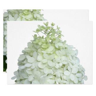 LimelightHydrangea Braut-/Polterabend 16,5 X 22,2 Cm Einladungskarte