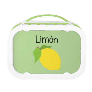 Limon (Zitrone) Brotdose