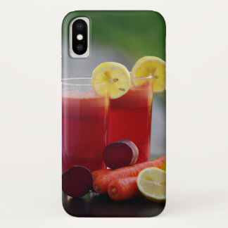 Limonade Apple iPhone X, Fall iPhone X Hülle