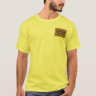 Limonade für Verkauf T-Shirt