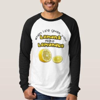 Limonade - grundlegender langer HülseRaglan T-Shirt