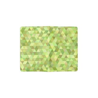 Limone Dreiecke Moleskine Taschennotizbuch