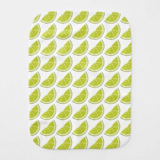 Limone Scheibe Burpauflage Spucktuch