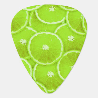 Limone Scheiben Plektrum
