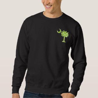 Limoner grüner Punkt-TaschePalmetto Sweatshirt