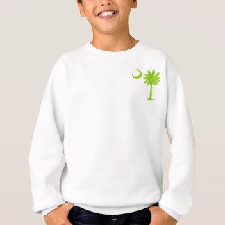 Limoner grüner TaschePalmetto Sweatshirt