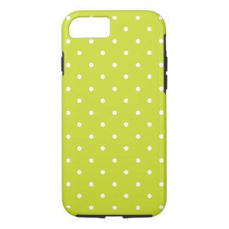 Limoner Polka-Punkt-Entwurf iPhone 8/7 Hülle