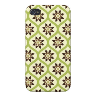Limoner u. der Kakao-Blumen-iPhone4 Fall iPhone 4 Case