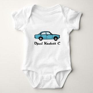 Limousine Opels Kadett C Babybody