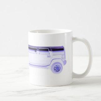 Limousinen-Hummer Kaffeetasse