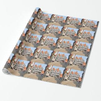 Lincoln, England Geschenkpapier