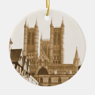 Lincoln, England Keramik Ornament
